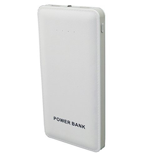 20000mAh Li- ion New Universal Power Bank / Portable Charger / Extended Battery with LCD Display and LED Light for Laptops,Netbook,Cell Phones, iPhone, Tablets,MP3,Cameras,Gopro (gray)