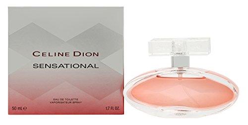 Celine Dion Sensational By Celine Dion For Women Eau De Toilette Spray, 1.7-O...