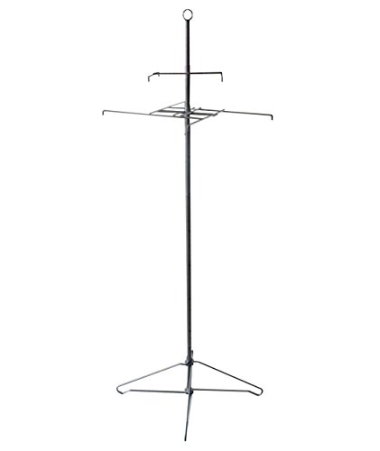 Fixture Displays Metal Wire Spinner Rack for Appareal Clothing Bags T Shirt 10220