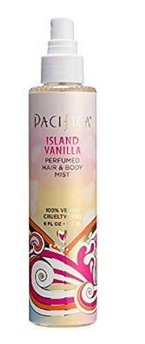 Perfume Island - PACIFICA Island Vanilla Hair & Body Mist 6oz, pack of 1