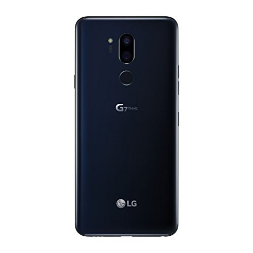 LG G7 ThinQ LM-G710EMW 64GB/4GB (Factory Unlocked) - GSM ONLY, NO CDMA - No Warranty in the USA (Black)