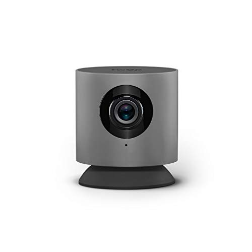 🥇 Hoop Home Security Camera | Family-Friendly Wireless 1080p Video Surveillance System with Sound & Motion Detection| 130° View Angle
