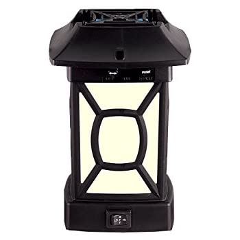Thermacell MR-9W Patio Shield Cambridge Mosquito Repeller plus Lantern