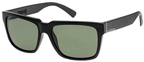 Quiksilver Mens Bruiser Polarised - Sunglasses For Men Sunglasses Black One ()