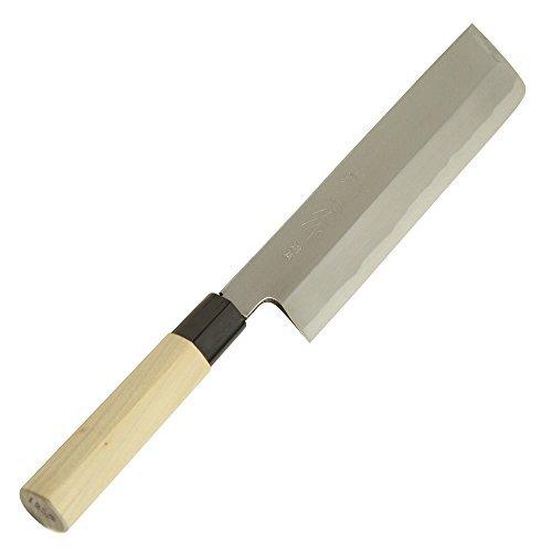 Mr. Masahiro thin blade 195 mm Nakiri Cooking Knige by Perfection