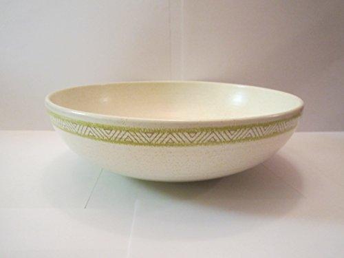 Franciscan Hacienda Earthenware - Franciscan Earthenware Hacienda Green Salad/Vegetable 9 inch Serving Bowl