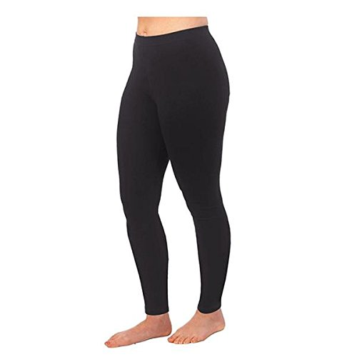 Maggies Organics Organic Peruvian Cotton Ankle Leggings - Real Fair Trade ()