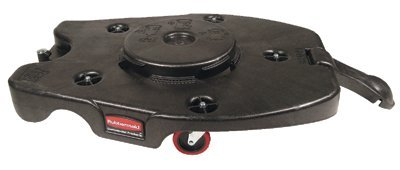 BRUTE TRAINABLE DOLLY250LB CAPACITY BLACK (Commercial Trainable Dolly)