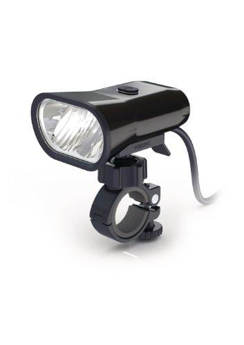 Philips Led-Lampe Activeride Dual Beam 800 Lumen, akkubetrieben, schwarz, 38736033