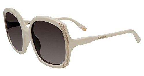 Sunglasses Nina Ricci SNR 049 Shiny Cream - Sunglasses Ricci Nina