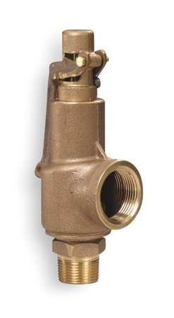 Apollo Adjustable Relief Valve 1//2 in 250 psi