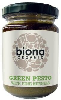 Green Pesto with Pine Kernels
