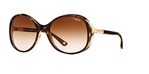 Vogue Eyewear Womens Sunglasses (VO2669) Tortoise/Brown Plastic - Non-Polarized - - Spectacles Vogue