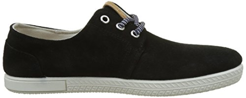 Fly London Womens Stot267fly Sneaker 000 Black Serraje