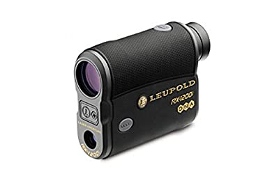 Rangefinder, Leupold Optics RX-1200i TBR w/DNA Rangefinder, Black/Grey from LEUPD