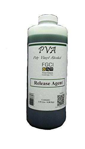 PVA Partall #10, Green Liquid Release, 1 Quart (Mold Release Pva)