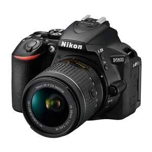 Nikon D5600 DX-Format Digital SLR Body Renewed