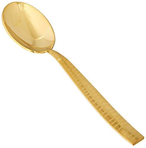 Mepra Tigre Oro Moka Spoon, Set of 12 ()