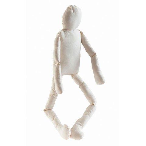 Darice Bulk Buy DIY Musl inch Doll Natural Color 27 inches (3-Pack) 1236-89