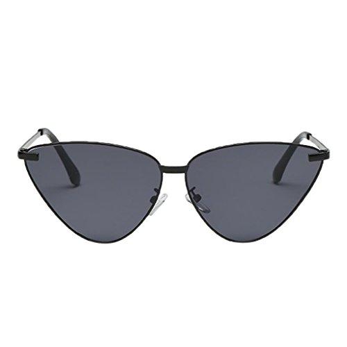 Baoblaze Mirroir Mode Lunettes Homme Cadeau Femme Protection Soleil UV 6 color Lentille de 44qAr