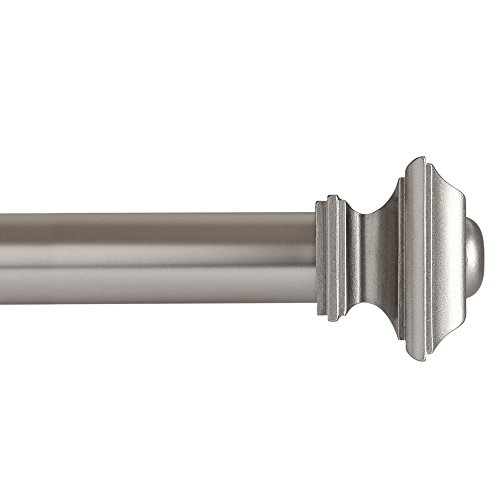 ivilon-square-designed-style-window-curtain-rod-1-1-8-inch-diameter-48-to-86-inch-satin-nickel