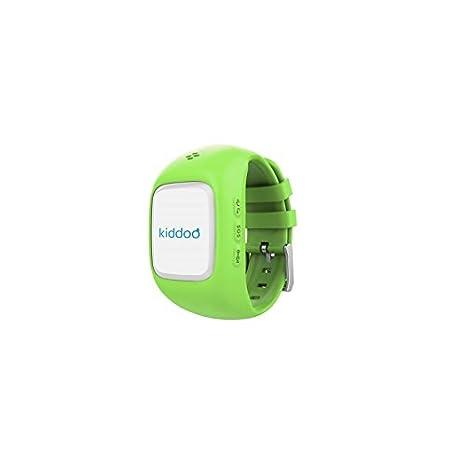 Kiddoo Reloj Inteligente para niños Verde: Amazon.es ...