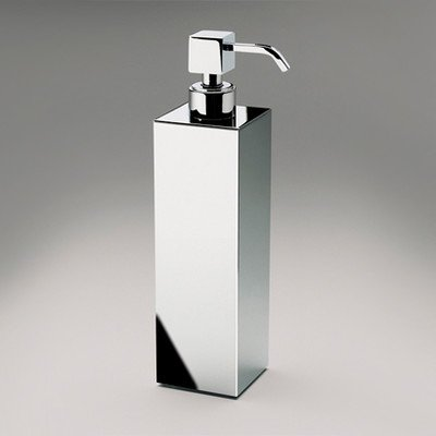 Windisch Windisch 90418-CR Free Standing Soap Dispenser, 1.5'' L x 2'' W by Windisch