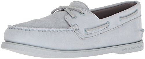 - SPERRY Men's Gold A/O 2-Eye Pastel Pearl Blue 9 M US