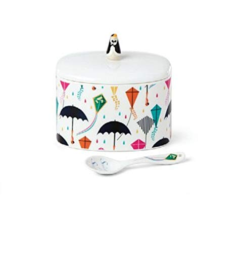 Lenox Mary Poppins Returns Sugar Bowl with Spoon -