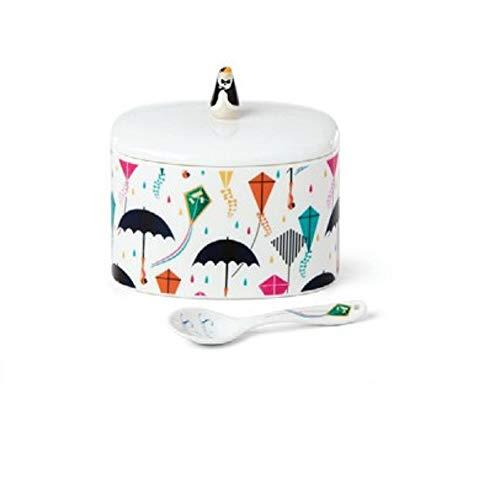 Mary Sugar Spoon - Lenox Mary Poppins Returns Sugar Bowl with Spoon Set