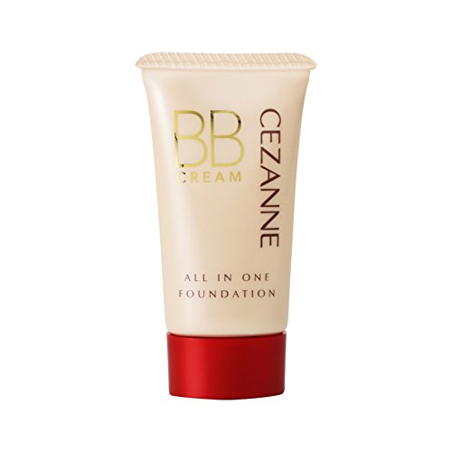 Cezanne Canmake Japan BB Cream All-in-one Foundation SPF 23 PA++ Great for Skin (Cherry Sun Protection Cream)