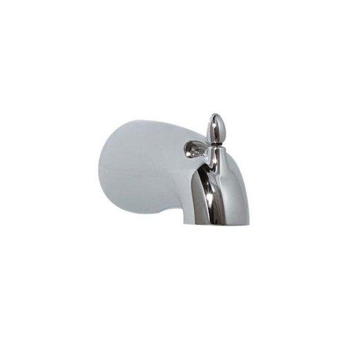 American Standard 8888.054.002 Tropic Slip-On Diverter Tub Spout, Polished - 1/2 Inch Bowl Elongated
