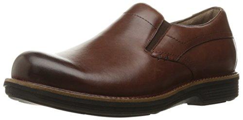 - Dansko Jackson Slip-On Loafer Mahogany Antiqued Calf 47 (US Men's 13.5-14) Regular