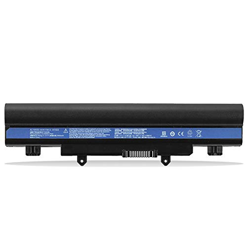 BatteryMon Laptop Battery AL14A32 for Acer Aspire E5-531 E5-421 E5-531 E14 E15 Touch V3-472 V3-572 V3-571G V3-572 V3-572G Serie