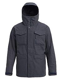 Burton Men's Covert Jacket, Denim, X-Large