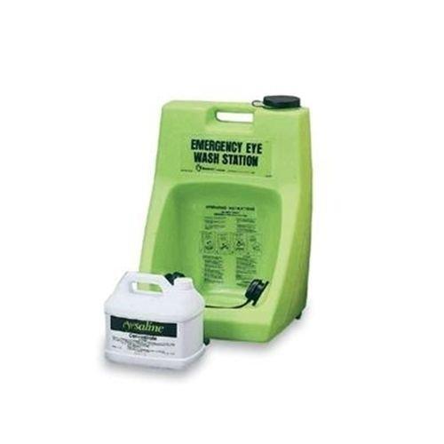 Honeywell Fendall Porta Stream II & III Emergency Eye Wash Station Saline Concentrate (180 oz. / 5.3 L) by Fendall by Sperian