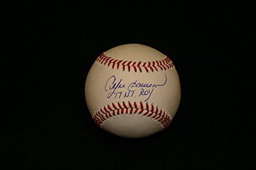 Andre Dawson Autographed Baseball ()