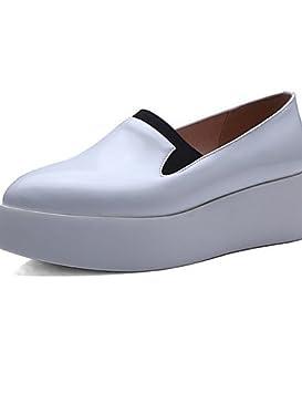 ZQ gyht Zapatos de mujer - Tacón Plano - Puntiagudos - Mocasines - Exterior / Oficina