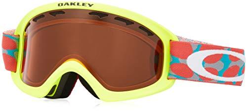 Oakley O Frame 2.0 Snow Goggle, OctoFlow Retina Red, Small ()