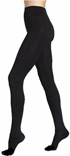 Ladies Womens 200 Denier Black Tights Soft Luxury Thick Winter Warming Thermal