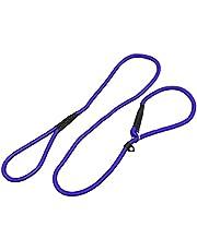 Balacoo Dog Training Lead Leash- Soft Durable Dog Leash Adjustable Dog Leash Waist Belt for Outdoor Training, Walks, Running- 150cm