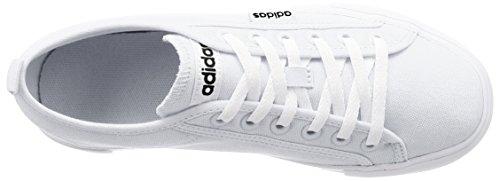 adidas Damen Neosole W Sneaker Low Hals, Elfenbein (Ftwbla/Ftwbla/Maruni), 38 EU