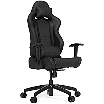Amazon.com: Vеrtаgеаr Gaming Chair Black/Carbon Edition ...