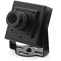 SONY 639 700TVL 1/3-inch CCD Video Camera Metal Case (NTSC)
