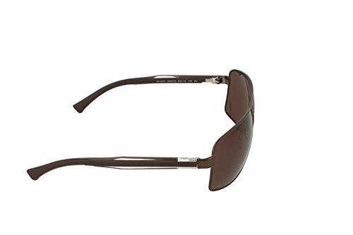 Sonnenbrille EA2001 Armani 302073 Emporio Brown 4x5Tqp5wvz