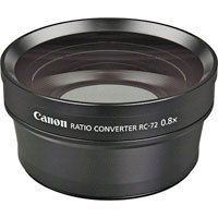 rc 72 ratio converter lens