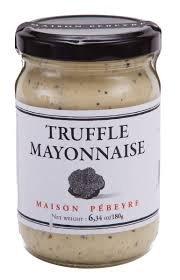 Pebeyre Truffle Mayonnaise - 6.34 Ozs.