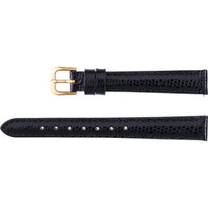 Ladies Genuine Lizard Padded Watch (Padded Lizard)