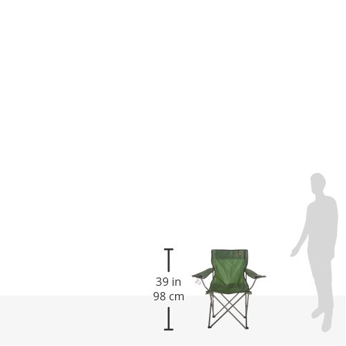 Quik Shade Quik Chair Folding Quad Camp Chair.