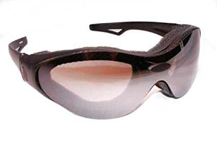 08eb806f54 Amazon.com  Birdz Eyewear Phoenix Goggles w  3 Sets of Lenses Plus ...